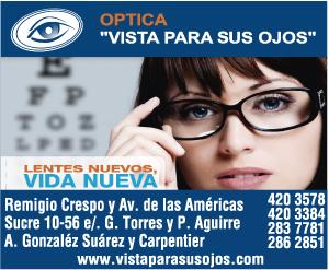 Ópticas -