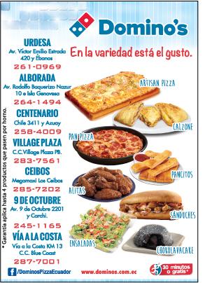 Pizzerías -