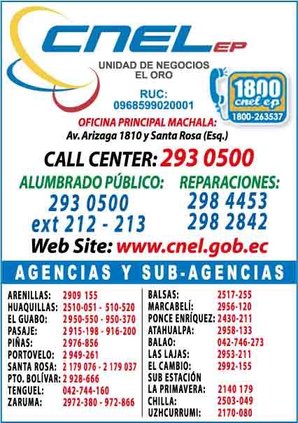 Empresas Eléctricas -