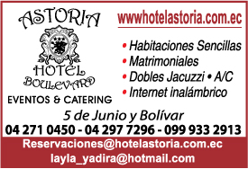 Hoteles Guayas -