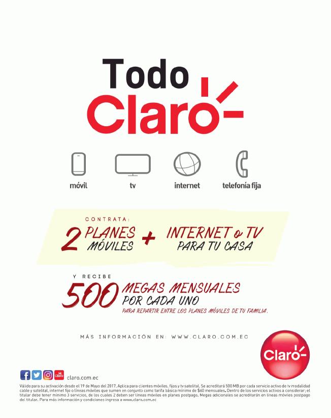4eb0924f87b Guía Teléfonica 2017 - 2018 / CLARO (www.edina.com.ec)