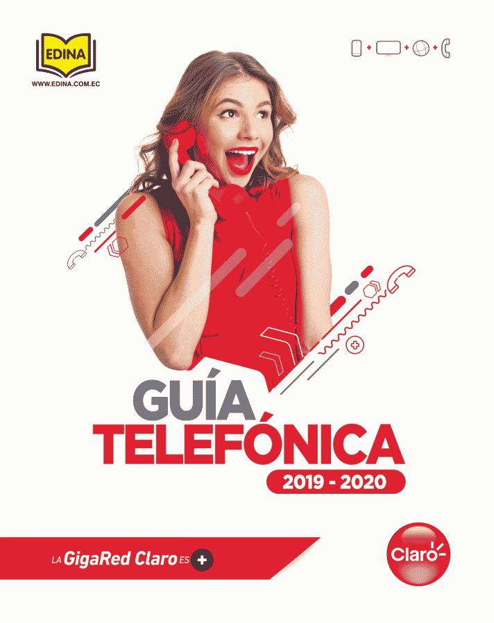 Guia Telefonica Claro 2019