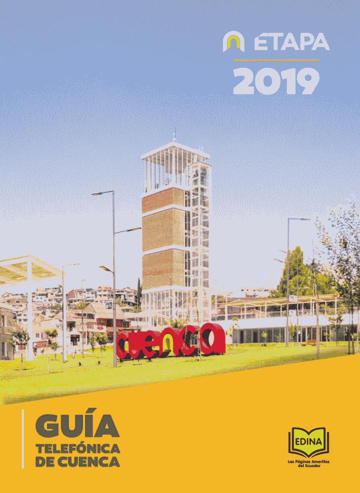 Guia Telefonica Cuenca 2019 Ecuador