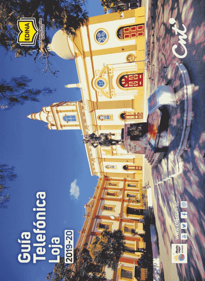 Guia Telefonica Loja 2019