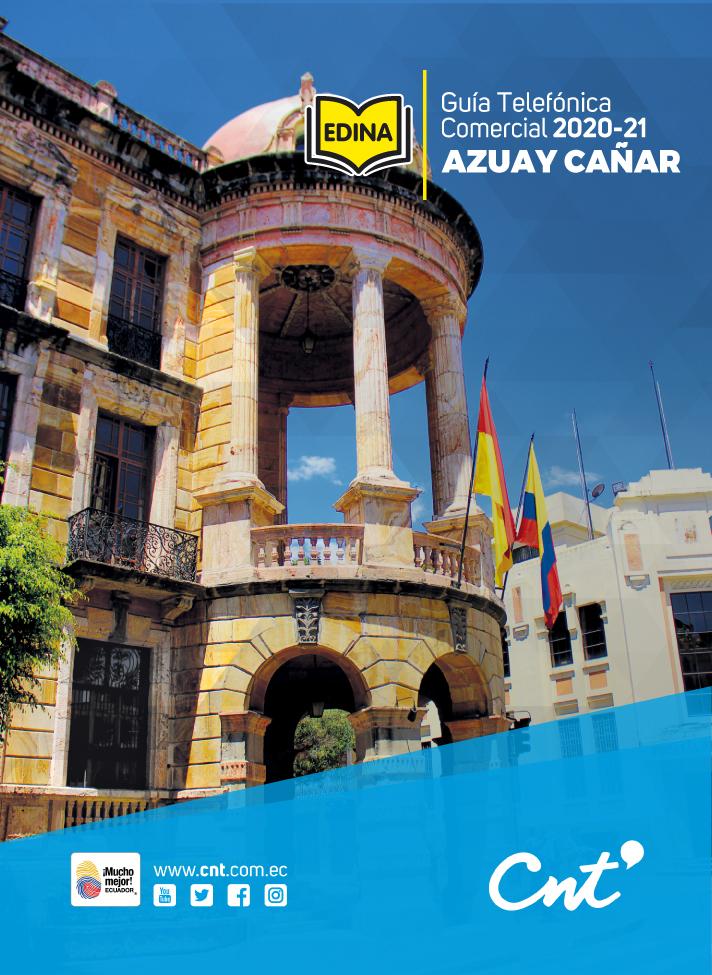 Guia Telefonica Azuay Cañar 2020
