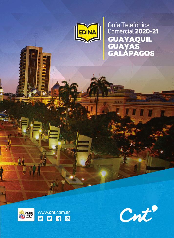 Guia Telefonica Guayaquil 2020 Ecuador