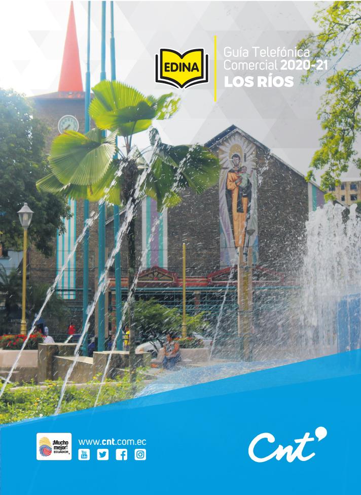 Guia Telefonica Los Ríos 2020