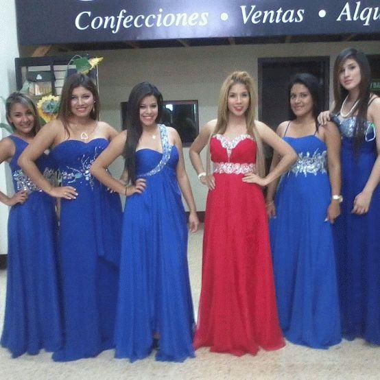 Alquiler de vestidos de graduacion en guayaquil