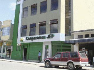 Agencia JEP Sucua - Carlos Olson y Domingo Comín  Telf.2742-530
