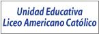 Logo de Unidad Educativa Liceo Americano Católico