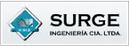 Logo de Surge+Ingenier%c3%ada+C%c3%ada.+Ltda.