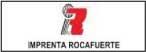 Logo de Imprenta+Rocafuerte
