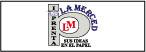 Logo de Imprenta+y+Papeler%c3%ada+La+Merced