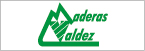 Logo de Maderas+Valdez