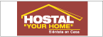 Logo de Hostal Your Home