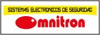 Logo de Omnitron+Seguridad