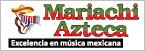 Logo de Mariachi+Azteca
