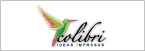 Logo de Colibri+Ideas+Impresas
