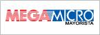 Logo de Megamicro+Mayorista