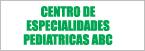 Logo de Centro+de+Especialidades+Pedi%c3%a1tricas+ABC