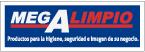 Logo de Megalimpio+Cia.Ltda.