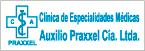 Logo de Cl%c3%adnica+De+Especialidades+M%c3%a9dicas+Auxilio+Praxxel