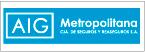 Logo de Aig+Metropolitana+C%c3%ada.+de+Seguros+y+Reaseguros+S.A.
