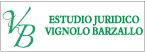 Logo de Estudio+Jur%c3%addico+Vignolo+-+Barzallo