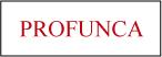 Logo de Profunca