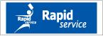 Logo de Rapid+Service