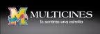 Logo de Multicines+S.A.