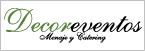 Logo de Decoreventos+Cuenca
