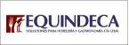 Logo de Equindeca+Cia+Ltda