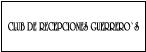 Logo de Club+de+Recepciones+Guerrero%27s