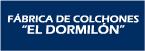 Logo de F%c3%a1brica+de+Colchones+El+Dormil%c3%b3n