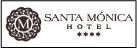 Logo de Hotel+Santa+M%c3%b3nica