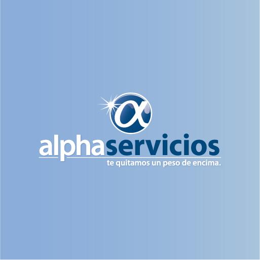 Logo de Alpha+Servicios