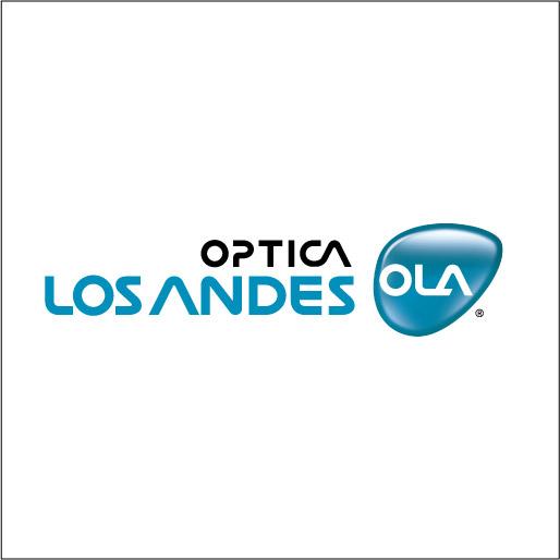 Logo de %c3%93ptica+Los+Andes
