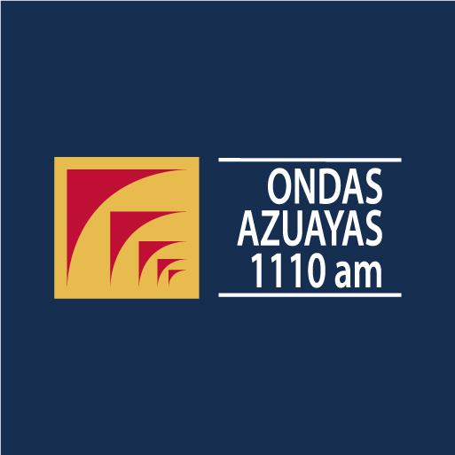 Logo de Radio Ondas Azuayas A.M. Cía Ltda