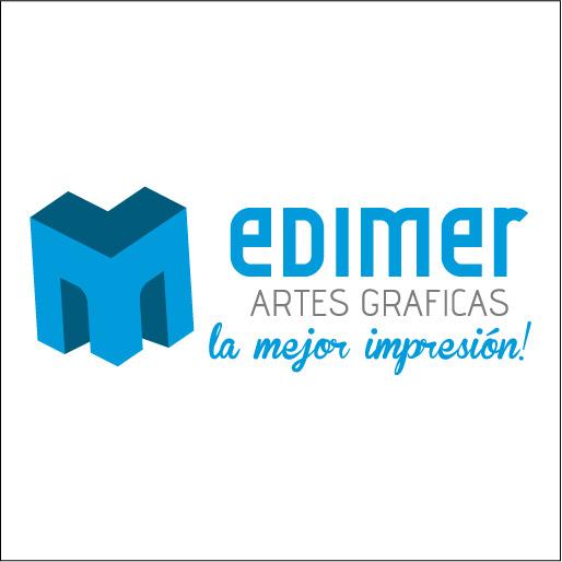 Logo de Impresiones+Edimer