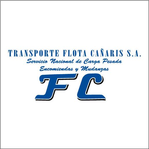 Logo de Transporte+Flota+Ca%c3%b1ari