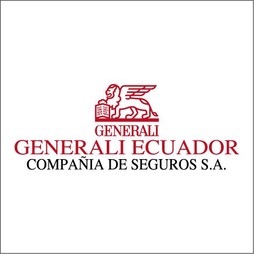 Logo de Generali Ecuador Compañía de Seguros S.A.