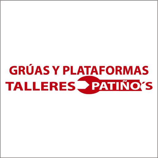 Logo de Gruas y Plataformas Talleres Patiño's