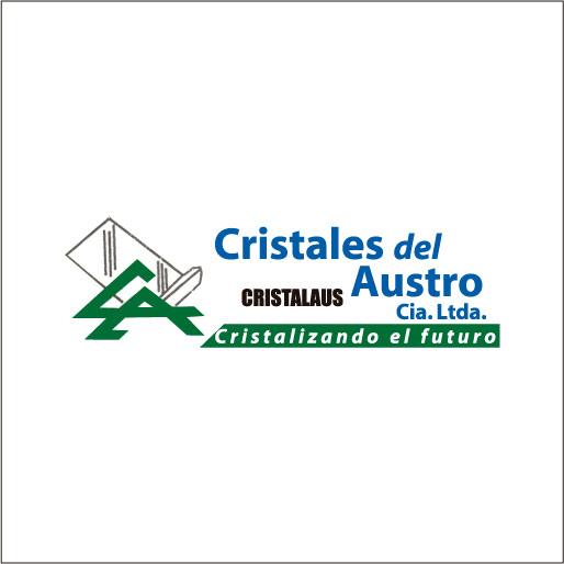 Logo de Cristales+del+Austro+Cia.+Ltda.