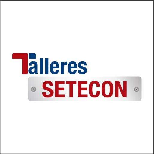 Logo de Talleres+Setecon