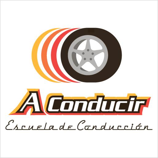 Logo de A Conducir Escuela de Conducción