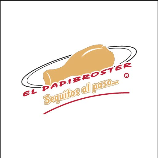 Logo de El Papi Broster Sequitos al Paso