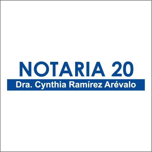 Logo de Notar%c3%ada+20