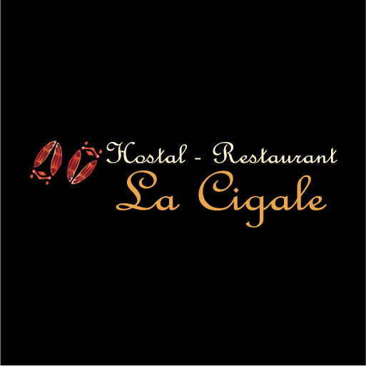 Logo de Hostal+Bar+y+Restaurante+La+Cigale