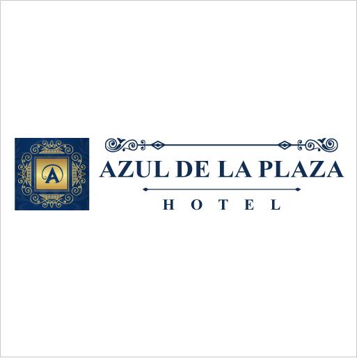 Logo de Hotel+Azul+de+la+Plaza
